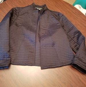 Harve Benard quilted jacket 10 Tall